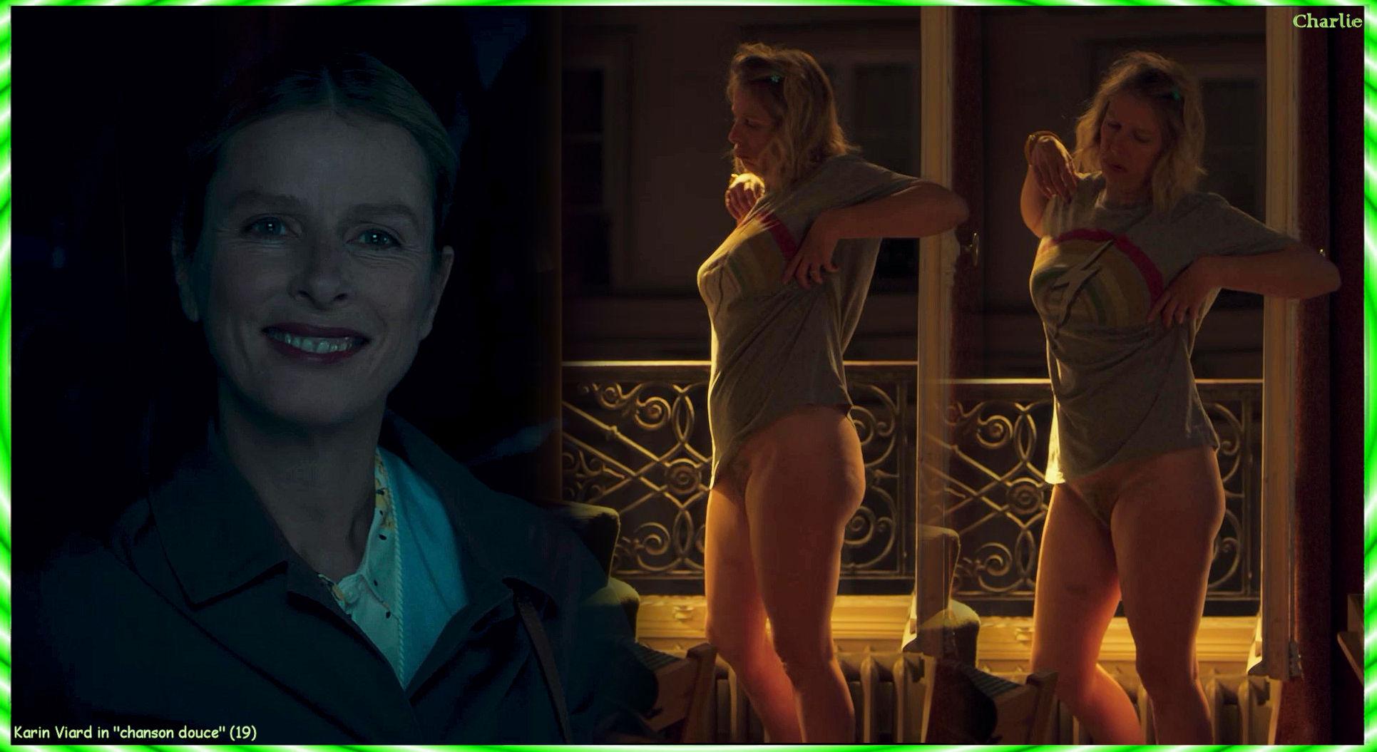 Ventalon nackt Karine  Who is